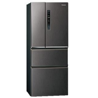 【Panasonic 國際牌】500公升一級能效四門變頻冰箱—絲紋黑(NR-D500HV-V)
