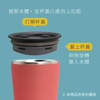 【ZOJIRUSHI 象印】不鏽鋼真空保溫杯450ml(SX-FSE45)