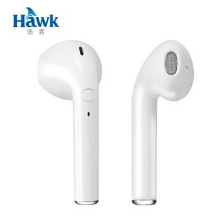 【Hawk 浩客】TWS PLUS藍牙5.0耳機麥克風(03-ATW300WH)