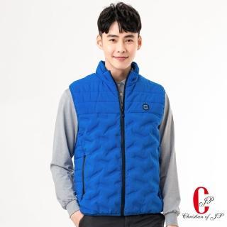 【JYI PIN 極品名店】時尚機能休閒立領背心 _藍(JW802-55)
