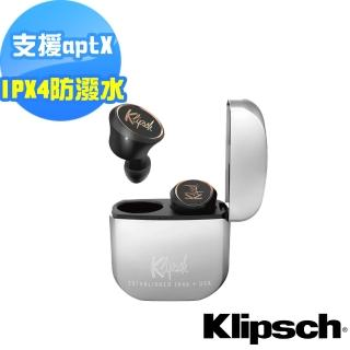 【Klipsch】真無線藍牙耳機T5(送Klipsch S3m線控耳機)