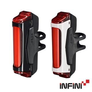 【INFINI】I-461R1 USB充電COB尾燈(警示燈/後燈/夜騎/安全/自行車/單車)