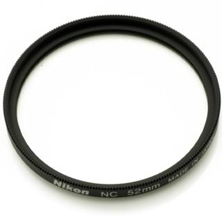 【Nikon 尼康】原廠鏡頭保護鏡52mm Neutral Color Fiter(鏡頭保護鏡 保護鏡)
