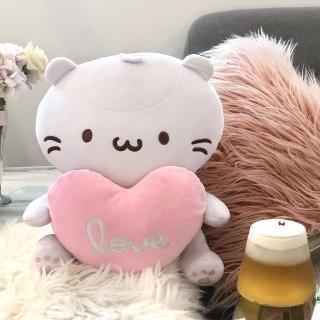 【majimeow 麻吉貓】麻吉有愛抱枕毯組(抱枕毯 抱枕 毯子 禮物)