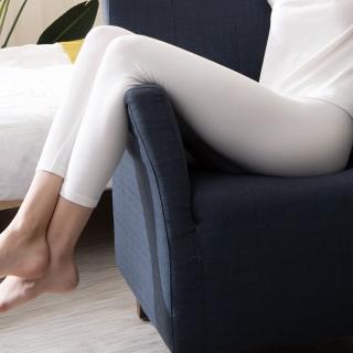 【Wacoal 華歌爾】優膚美 M-LL 長褲-保暖舒適-UMORFIL超細纖維-LB299819(白)