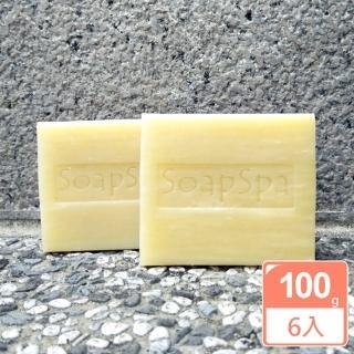 【SOAPSPA】檸檬美膚皂(6入特惠組)