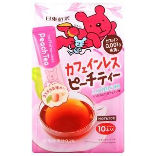 【日東紅茶】日東水蜜桃風味茶(11g x10入)