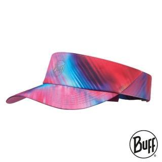 【BUFF】頂空帽 粉紅狂想 BF117255-538-10(路跑/防曬/健行/單車/爬山/吸濕排汗)