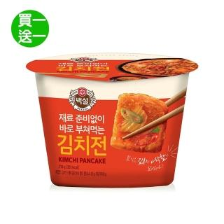 【CJ COOKIT】泡菜煎餅210g*2入(5分鐘上桌 買一送一超划算)