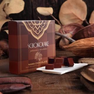 【巧克力雲莊】經典生巧克力任選1盒(頂級生巧克力!完美口感、絲滑柔嫩、入口即化)