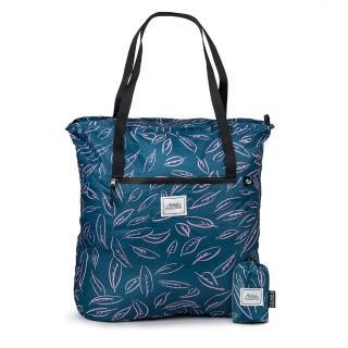 【Matador 鬥牛士】Tote 防水摺疊托特包-熱帶叢林(斜背包肩背包手提包旅行袋)