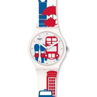 【SWATCH】原創系列手錶 11H30AM(41mm)