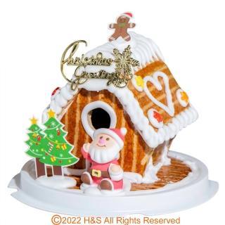 【瀚軒】聖誕天堂薑餅屋 DIY(活動至2019/12/23止)