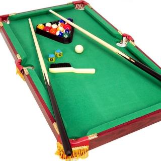 木製90X50桌上型撞球台-內含完整配件(C167-Y901)