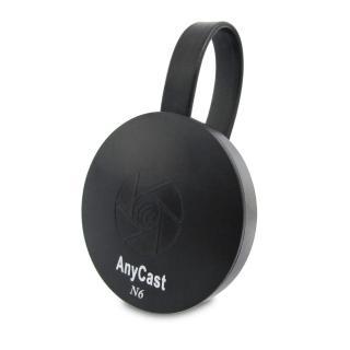 【DW 達微科技】六代N6 圓形六扇款Anycast雙核全自動無線影音傳輸器(送4大好禮)