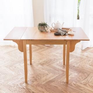【CiS 自然行】74x122CM原木雙邊延伸桌 扁柏自然色(雙邊延伸桌 工作桌 餐桌 邊桌 鄉村風 手工家具 實木)