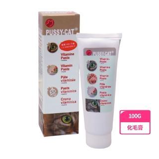 優寶三效化毛膏(化毛+卵磷脂+鱈魚肝油 100G)