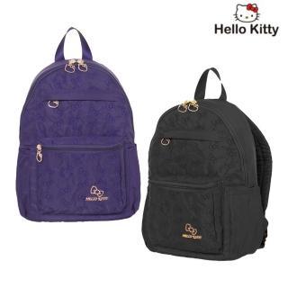 【HELLO KITTY】快意之旅-後背包-中(KT01R02)