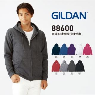 【GILDAN】亞規連帽外套  88600系列  美國進口(長袖  刷毛)