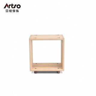 【Artso 亞梭】MORE置物凳-方型(日式/日式家具/風格家具/層架)
