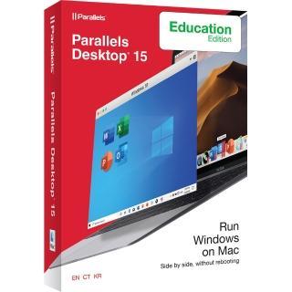 【Parallels】Parallels Desktop 15 for Mac(教育版)