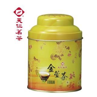 【天仁茗茶】天仁小五斤桶-金萱茶75g