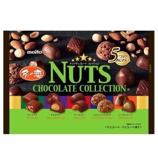 【Meito 名糖】什鏡豆巧克力135g