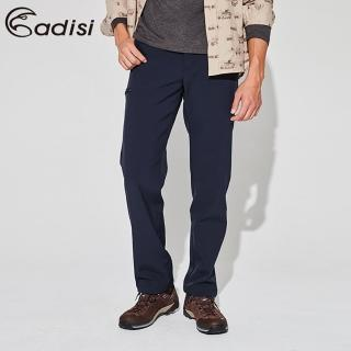 【ADISI】男Softshell超撥水高透氣保暖長褲AP1921052 / S-2XL(軟殼、刷毛、防潑水)