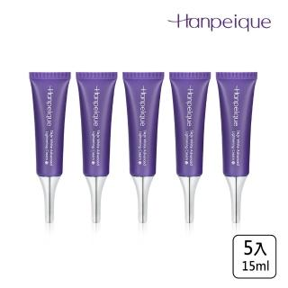 【Hypanique 涵沛】藥用雙美白成分煥白淡斑霜(5入組)