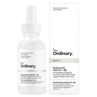【The Ordinary】超純補水玻尿酸+B5(30ml)