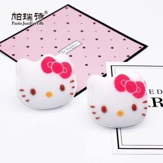 【帕瑞詩】Hello Kitty mini潔膚海綿2入