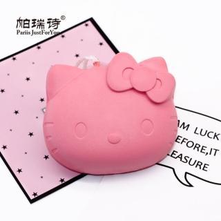 【帕瑞詩】Hello Kitty沐浴綿1入(沐浴綿)