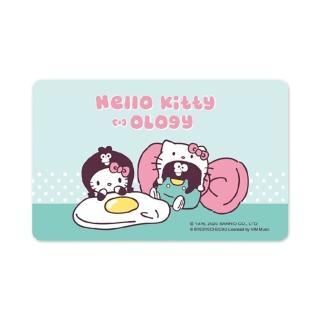 【iPASS一卡通】Hello Kitty × Ology《悄悄話》一卡通 代銷(一卡通)