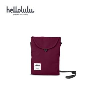 【hellolulu】JEM 旅行隨身包-酒紅(50168-39)
