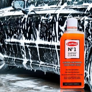 【CarPlan】No.1炫幻鍍膜車洗車精