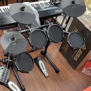 【ALESIS】Turbo Mesh Kit 電子鼓(Alesis最新一代全網面產品)