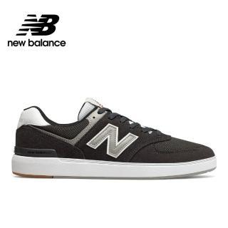 【NEW BALANCE】NB 復古休閒鞋_男鞋/女鞋_黑色_AM574BKR-D楦 板鞋 運動 潮流 休閒