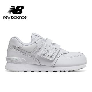 【NEW BALANCE】復古休閒鞋/童鞋_男鞋/女鞋_白色_YV574ERM-W楦