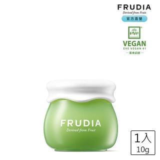 【FRUDIA】有拭無孔~青葡萄毛孔調理輕凝霜10g(面霜)/