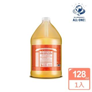 【Dr.Bronner's 布朗博士】茶樹潔膚露(128oz/3.8L)