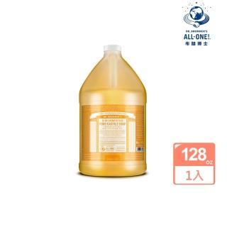 【Dr.Bronner's 布朗博士】柑橘潔膚露(128oz/3.8L)