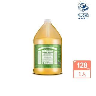【Dr.Bronner's 布朗博士】綠茶潔膚露(128oz/3.8L)