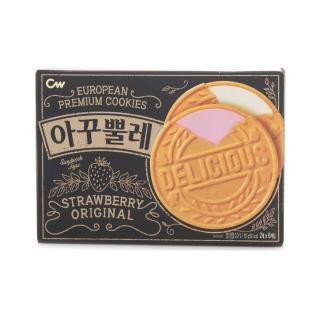 【CROWN-即期品】韓國頂級法蘭酥薄餅102g(有限期限至有2021/3/3)