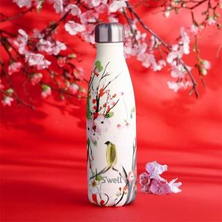 【S'well】Spring Blossom- 17oz-500ml 美國時尚不鏽鋼保冷.保溫瓶(Chinese New Year Collection)