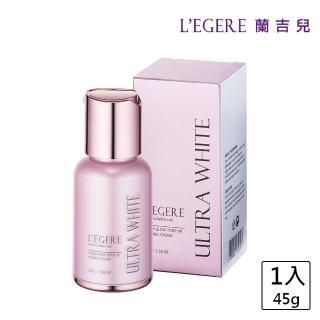 【LEGERE 蘭吉兒】超能亮安瓶素顏霜(45g/瓶)