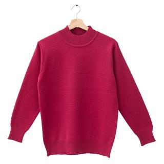 【Flocks Sheep 群羊】99101 18針雙面厚織 防縮純羊毛衣(18針雙面厚織 防縮美麗諾純羊毛衣 保暖羊毛)