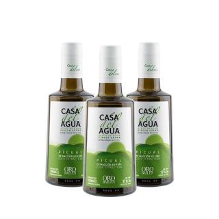 【Oro Bailen 皇嘉】歐嘉職人款 特級冷壓初榨橄欖油 500ml三入(餐餐好油 在家安心煮)