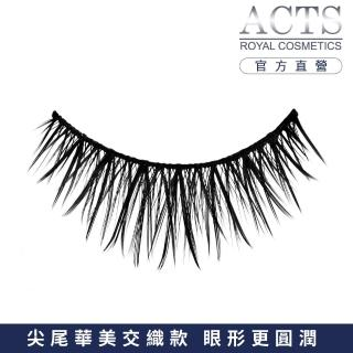 【ACTS 維詩彩妝】激濃雙層假睫毛WD303