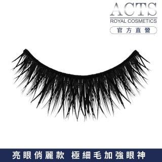 【ACTS 維詩彩妝】激濃雙層假睫毛WD403
