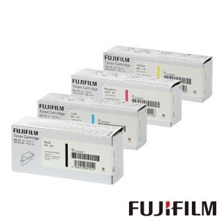 【Fuji Xerox】CT202264~67 原廠高容量碳粉(四色組合 / 彩色115/116/225系列)